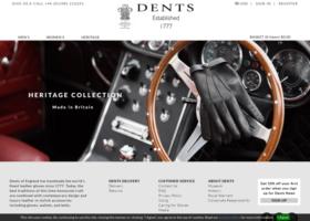 screenshot Dents gloves