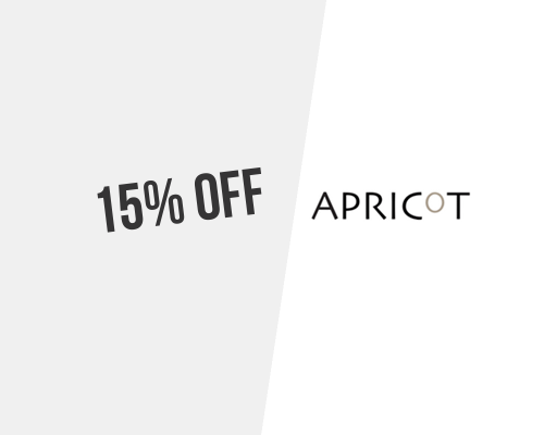 Apricot Promo Code for the UK → 15% OFF Discount