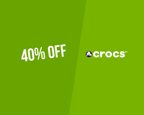 9f40a16457784 Crocs Promo Code for the UK → 60% OFF Discount