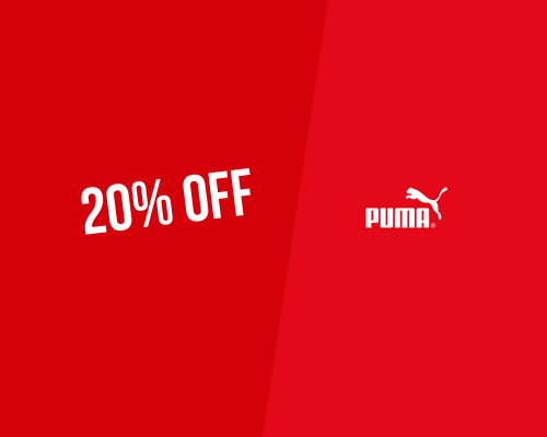 cuello obtener Accesible  15% OFF at Puma (Subscribe to the newsletter) – promo codes