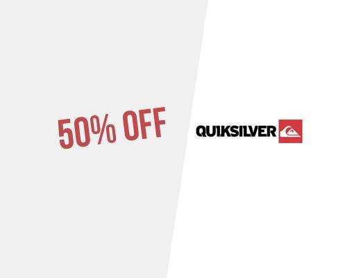 Quiksilver Online Promo Code